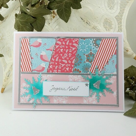 carte-noel-patchwork-couleurs-gaies