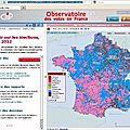 2012 - p1 - géo d'un vote - 1