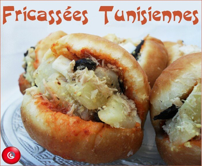 Recette Cakes Ronds Tunisiens
