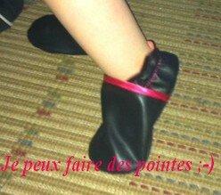 chaussons souple1