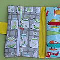 trousse double fait maison, handmade double pencil case (3)