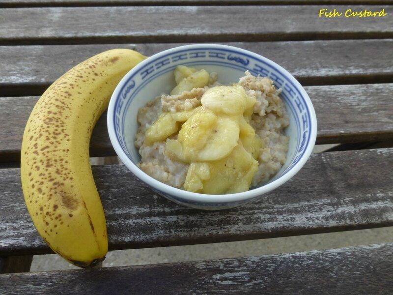 Porridge à la banane (9)