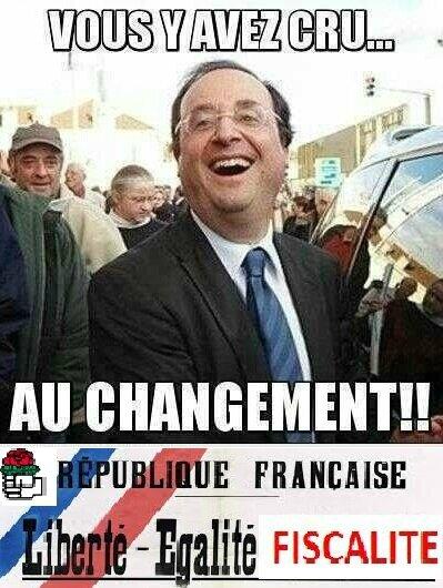 Hollande Fiscalite