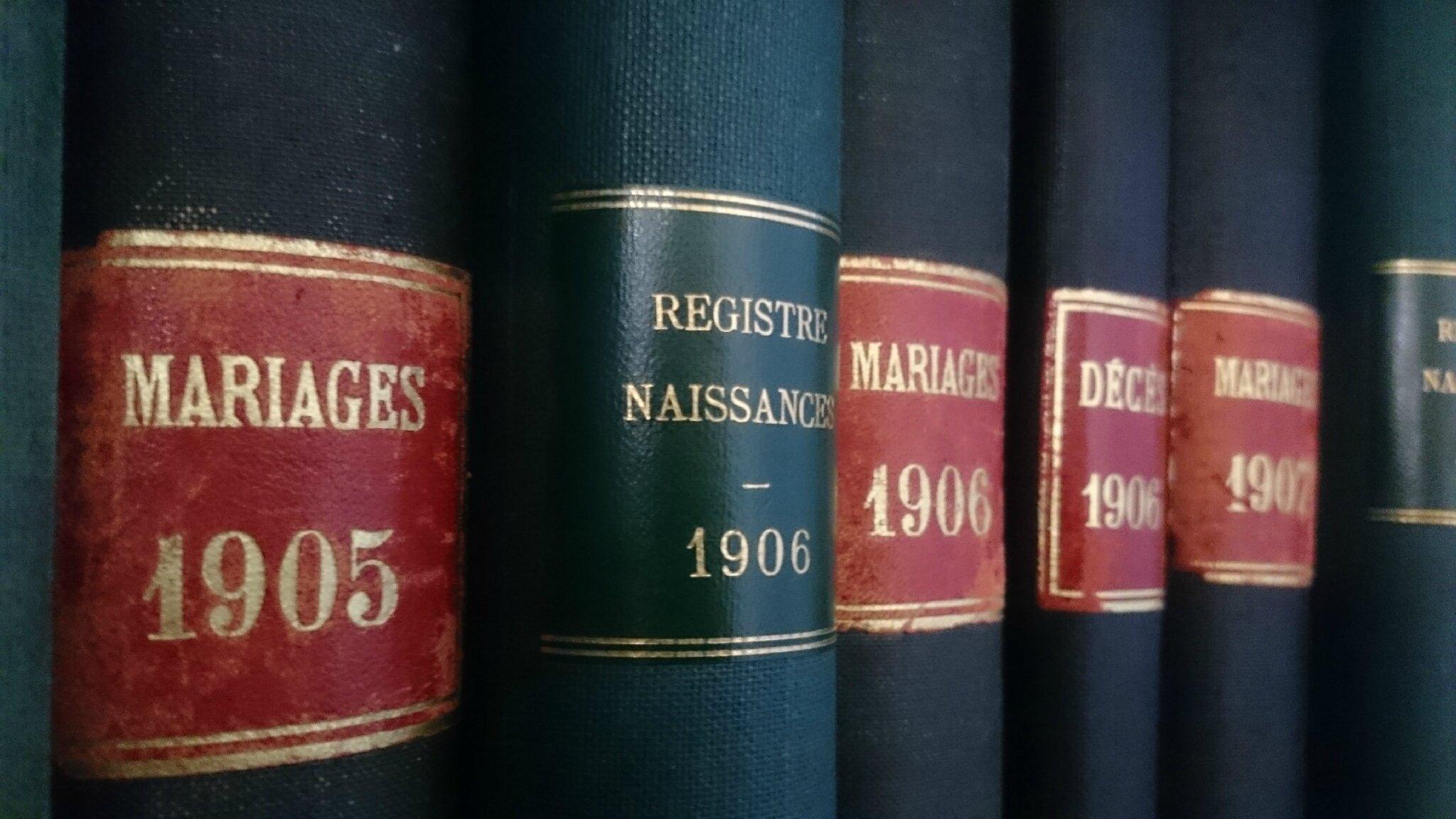 Généalogie : des ateliers aux Archives départementales
