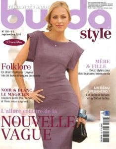 burda tendance mode n 129 septembre 2010 photo de With burda tendance mode