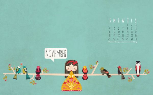 november-desktop-calendar-2012-girl-birds-1280x800-1024x640