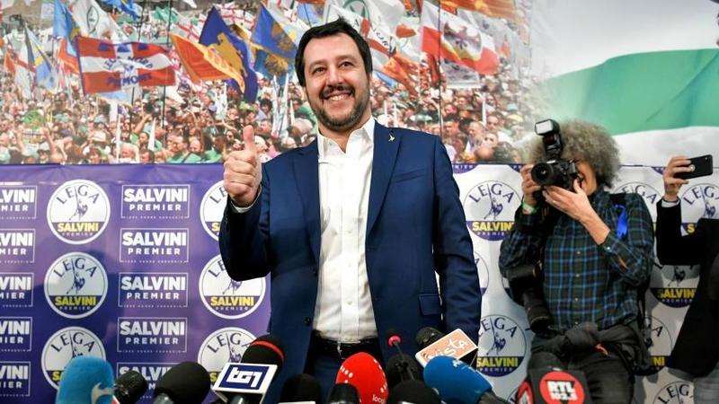 Mattéo Salvini Lega