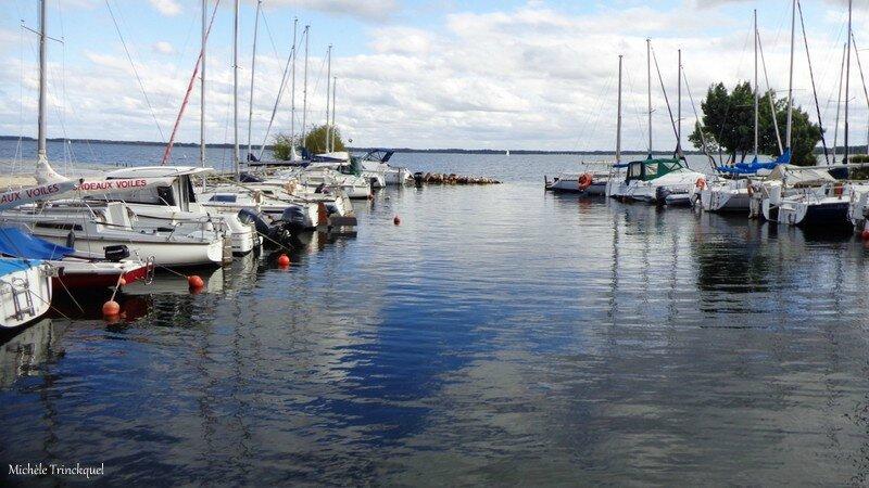 Lacs de Biscarrosse et Parentis 021016