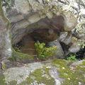Entrée de Caverne, dissimulée !