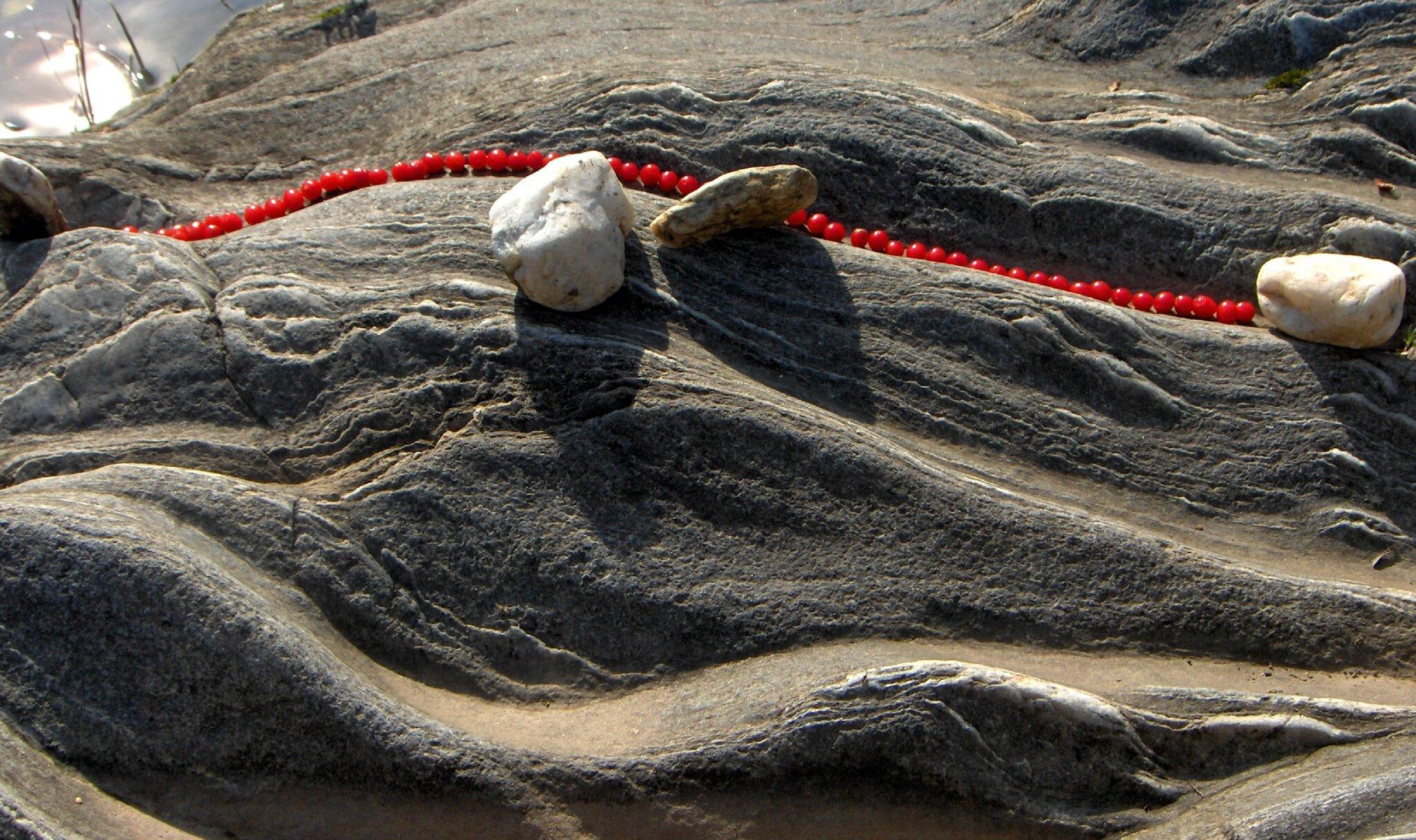chemin sur roche yurtao