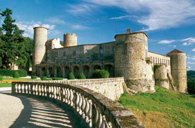 château de Ravel