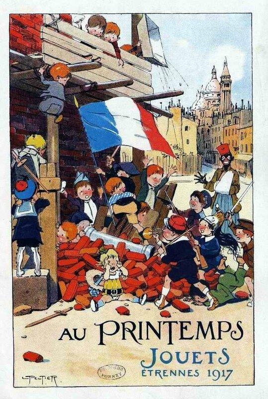 Printemps jouets 1917-1