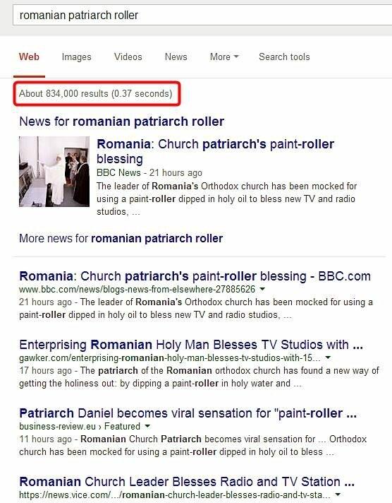 patriarhul posts