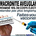 Vaccination obligatoire : agissez avant qu'il ne soit trop tard !