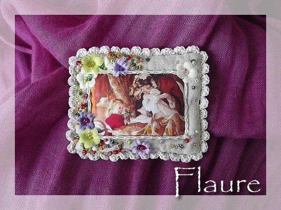 broche printemps chaperon rouge2