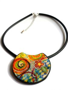 Pendentif Brazil 1