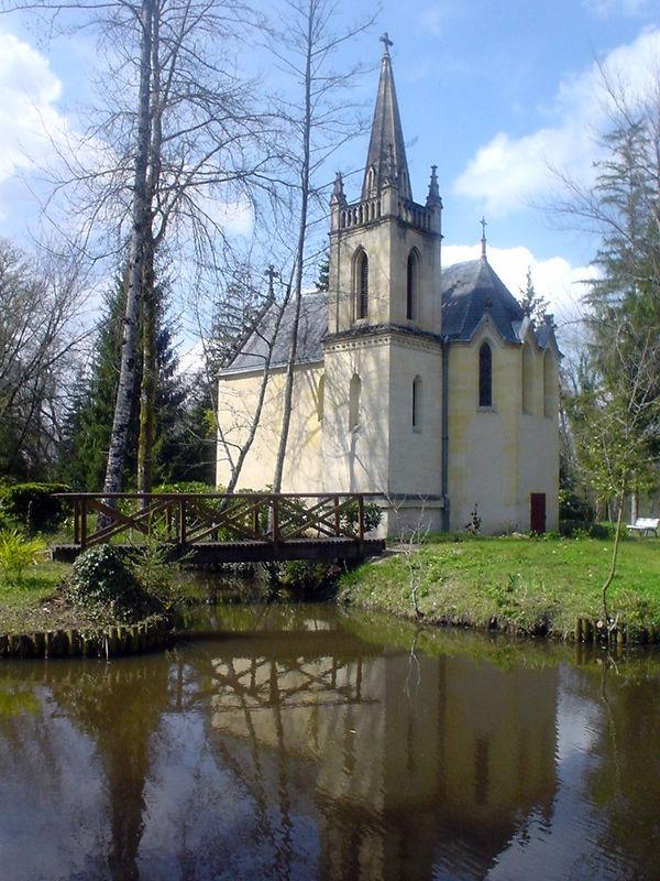 Chapelle Notre Dame de Toute Aide de Martillac