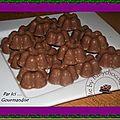 Des petits chocolats à croquer