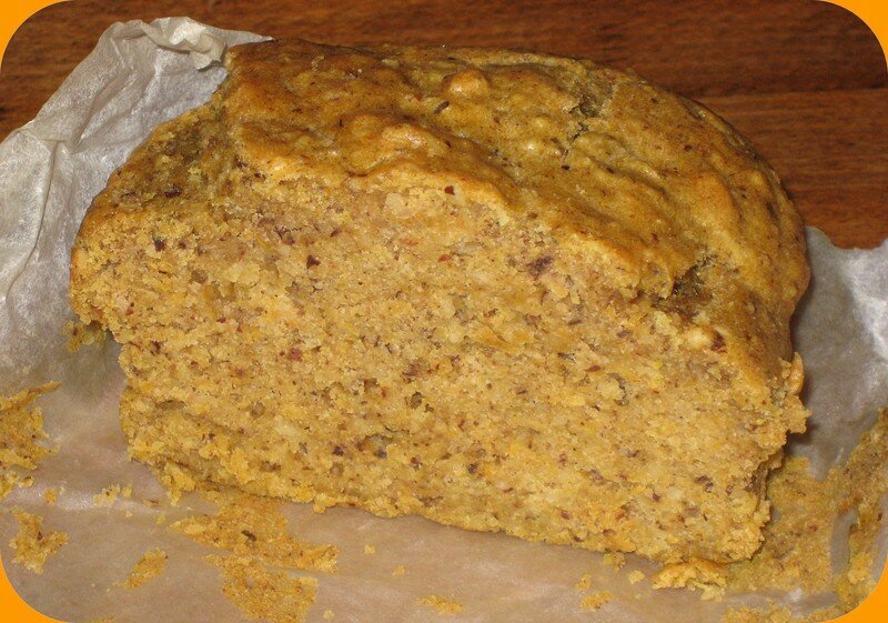 Cake au potiron et aux pices de cl a le blog des gourmands - Cake au potiron sucre ...