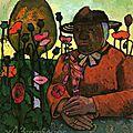 Paula modersohn-becker, une femme peintre (1876 – 1907)