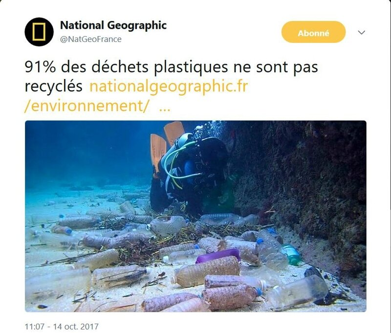Capture plastique