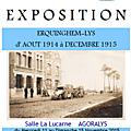 Exposition de l'association