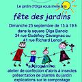 25/09/16 fête des jardins dans le jardin d'olga