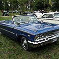 Ford galaxie 500 sunliner convertible-1963