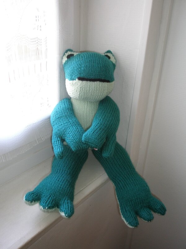 grenouille Freddy