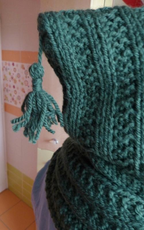 Echarpe à capuche (3)