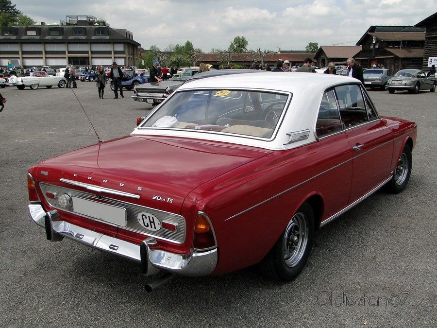 ford taunus 20m ts hardtop coupe p5 1964 1967 oldiesfan67 mon blog auto. Black Bedroom Furniture Sets. Home Design Ideas