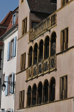 Faade-d'habitation-Colmar