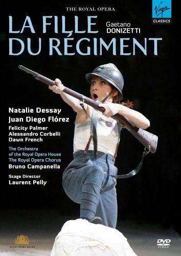 dvd la fille du regiment dessay lakme
