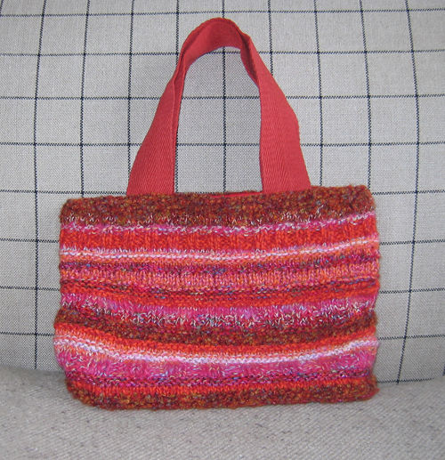 sac multico - laine Phildar