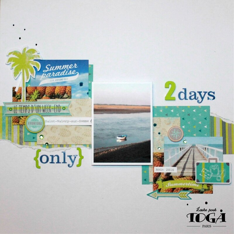 PAGE ONLY 2 DAYS_Collection Escapade-DT Toga Laure