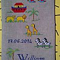 carnet de santé William