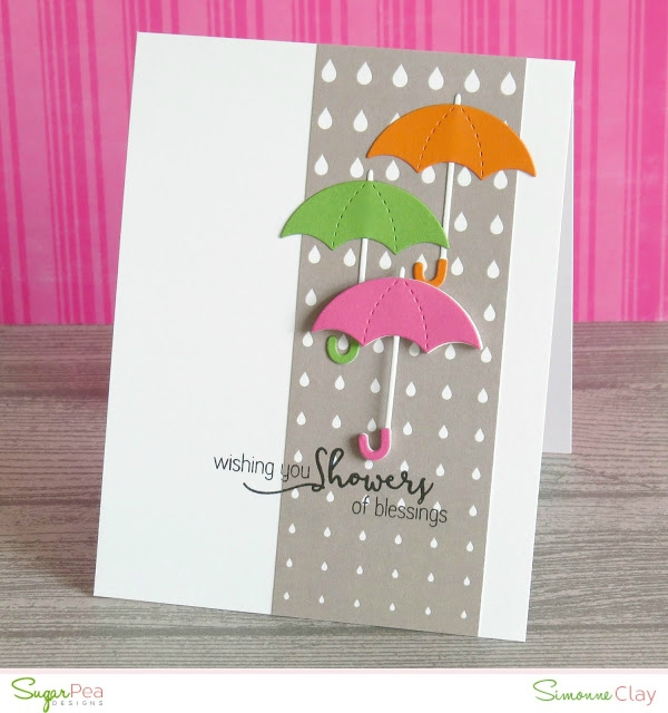 SugarPea - Whatever the Weather - Umbrellas Rain (1)