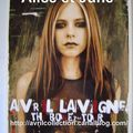 Avril Lavigne The Bonez Tour Unofficial DVD (2004)