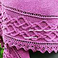 Qui veut tricoter un châle?