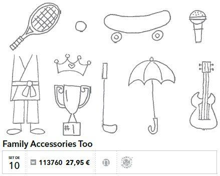 p048 family accessories