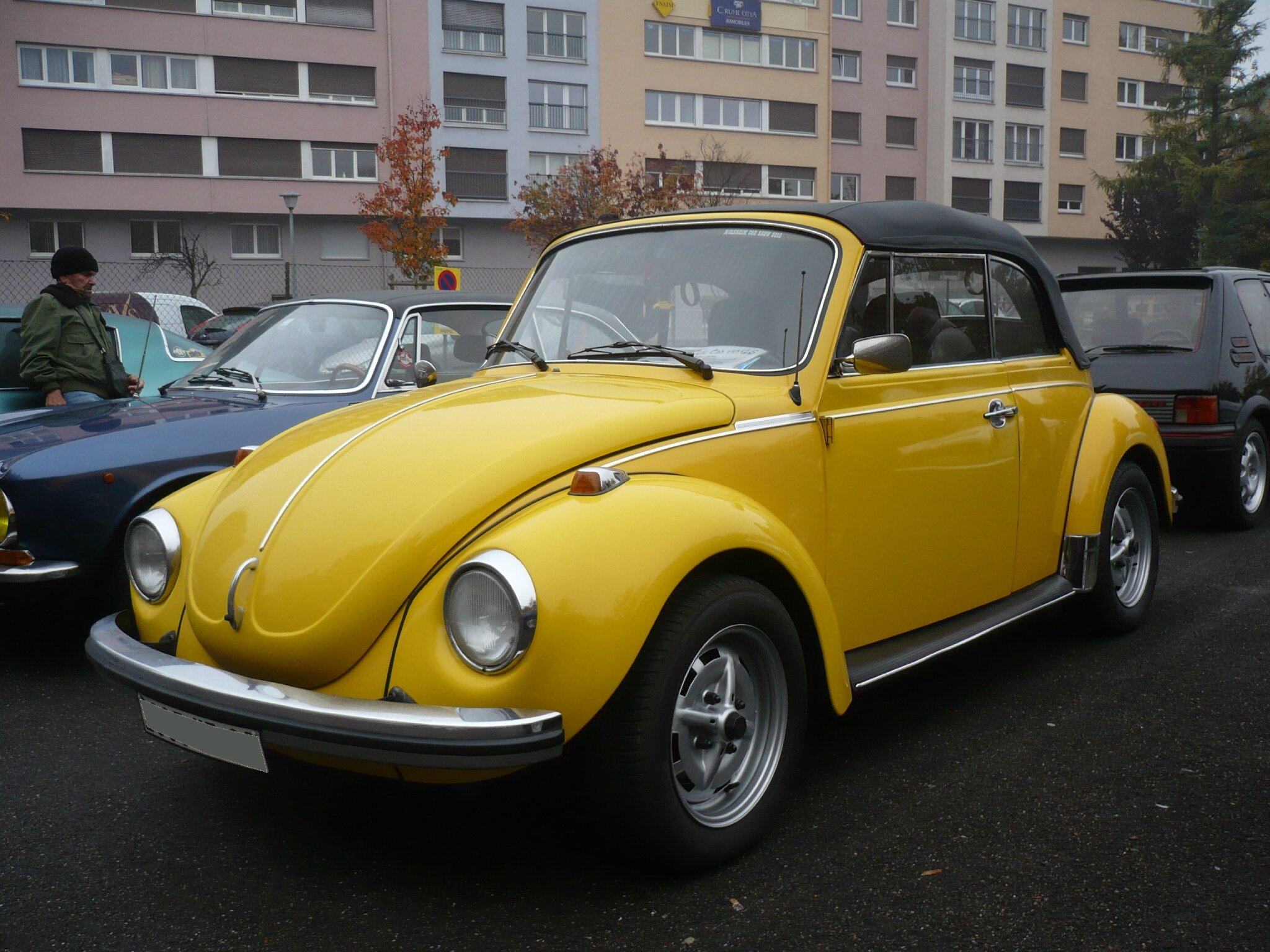 volkswagen coccinelle 1303 ls cabriolet 1974 vroom vroom. Black Bedroom Furniture Sets. Home Design Ideas