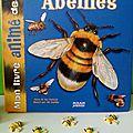 Le livre animé des abeilles