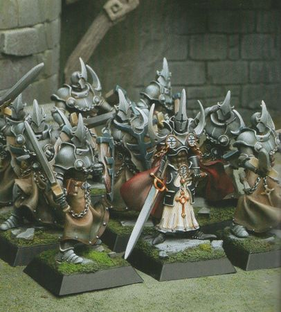 Arkhos & ses templiers