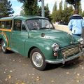 Morris minor 1000 traveller (Retrorencard octobre 2009) 01