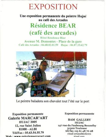ATELIER HUJAC NAR BONNE 1369