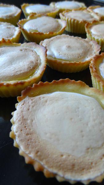 Tartelettes au citron (5)