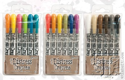 Distress-Crayons