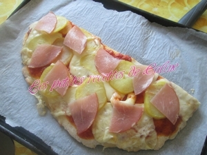 Pizza raclette10