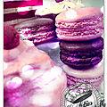 Lot de 3 macarons 1 cupcake 10€