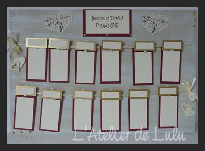 plan de tablemariage